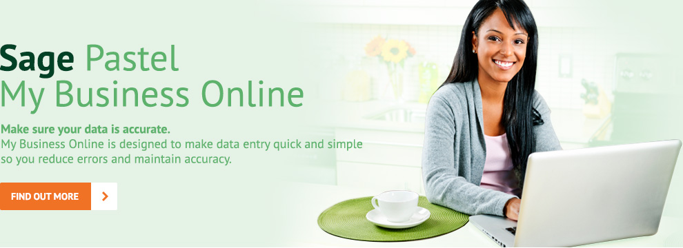 Sage Pastel My Business Online